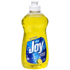 JOY ULTRA LEMON SCENT DISHWASHING LIQUID