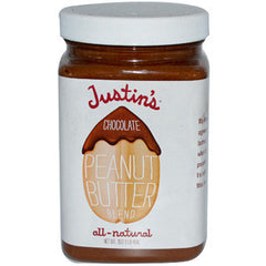 JUSTIN'S ALL NATURAL CHOCOLATE HAZELNUT BUTTER