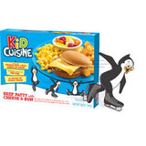 KID CUISINE BEEF PATTY WITH CHEESE & BUN