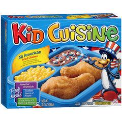 KID CUISINE FRIED CHICKEN DARK MEAT DRUMSTICKS