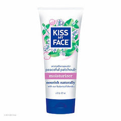 KISS MY FACE PEACEFUL PATCHOULIR MOISTURIZER NOURISH NATURALLY
