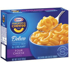 KRAFT 4 CHEESE MACARONI & CHEESE