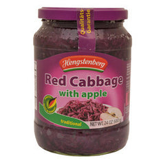 KUHNE RED CABBAGE WITH APPLES
