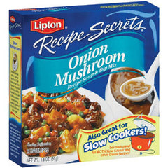 LIPTON RECIPE ONION MUSH 2 PK