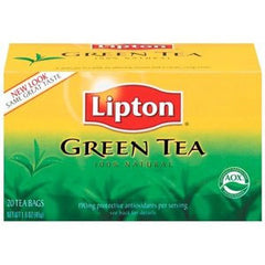 LIPTON 100% GREEN TEA