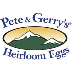 PETE & GERRY'S BROWN JUMBO EGGS