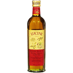 LUCINI ESTATE SELECT EXTRA VIRGIN OLIVE OIL MADE W 100% HAND-PICKED OLIVES