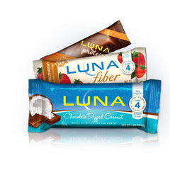 LUNA BAR ICE OATMEAL RAISIN