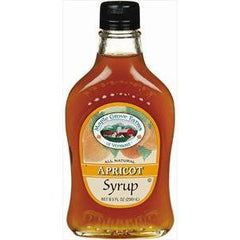 MAPLE GROVE FARM APRICOT SYRUP - ALL NATURAL