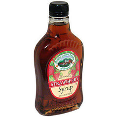 MAPLE GROVE FARM STRAWBERRY SYRUP - ALL NATURAL