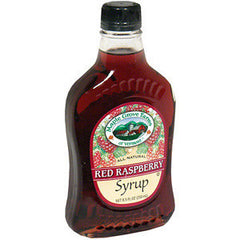 MAPLE GROVE FARM RED RASPBERRY SYRUP