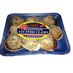 MATLAWS AMERICA'S FAVORITE STUFFED CLAMS 9 PIECES