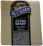 McCADAM EXTRA SHARP CHEDDAR CHEESE