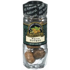 MCCORMICK GOURMET WHOLE NUTMEG