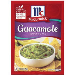 MCCORMICK GUACAMOLE SEASONING MIX
