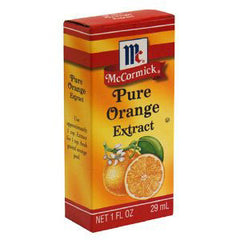 MCCORMICK PURE ORANGE EXTRACT