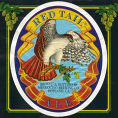 MENDOCINO RED TAIL ALE THE LEGEND