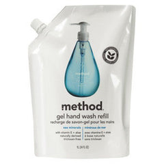 METHOD FOAMING GEL HAND WASH REFILL