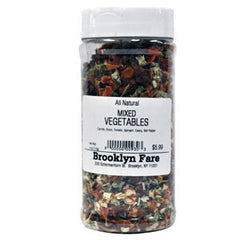 BROOKLYN FARE ALL NATURAL MIXED VEGETABLES