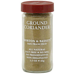 MORTON & BASSETT GROUND CORIANDER