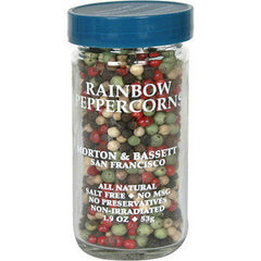 MORTON & BASSETT RAINBOW PEPPERCORNS