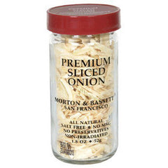 MORTON & BASSETT SLICED ONION