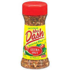 MRS DASH EXTRA SPICY SEASONING