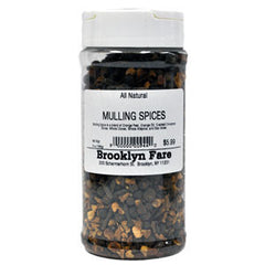 BROOKLYN FARE ALL NATURAL MULLING SPICES