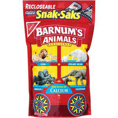 NABISCO BARNUM'S ANIMALS - SNACK CRACKERS
