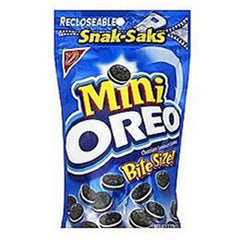 NABISCO MINI OREO -SNACK COOKIES
