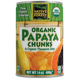 NATIVE FOREST PAPAYA CHUNKS