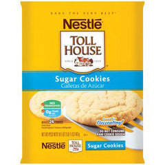 NESTLE TOLL HOUSE SUGAR COOKIES