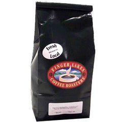 FINGER LAKES COFFEE ROASTER JAMAICAN ME CRAZY COFFEE - WHOLE BEANS