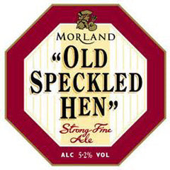 OLD SPECKLE HEN ENGLISH ALE BEER