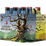 ANGRY ORCHARD SESONAL FLAVOR HARD CIDER - 6 PACK - 12 FL OZ EACH BOTTLE