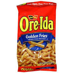 ORE IDA GOLDEN FRIES FRENCH FRIED POTATOES