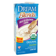 DREAM BLENDS ORGANIC ORIGINAL RICE & QUINOA DRINK