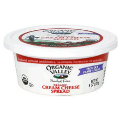 ORGANIC VALLEY ORGANIC CREAM CHEESE SPREAD