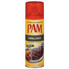 PAM FOR THE GRILL OIL
