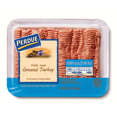 PERDUE 93% LEAN GROUND TURKEY