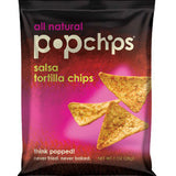 POPCHIPS ALL NATURAL ORIGINAL POTATO CHIPS