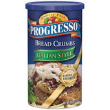 PROGRESO ITALIAN BREAD CRUMBS