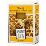 PURE LIFE HONEY SOAP