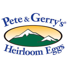 PETE & GERRY'S BROWN EXTRA LARGE EGGS