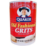 QUAKER OLD FASHIONED GRITS OATMEAL