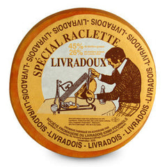 RACLETTE LIVRADOUX CHEESE