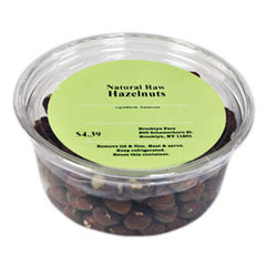 BROOKLYN FARE NATURAL RAW HAZELNUTS