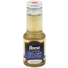 REESE ALL NATURAL CLAM JUICE