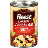 REESE QUARTERED ARTICHOKE HEARTS