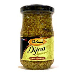 ROLAND DIJON MUSTARD GRAINED WITH WINE